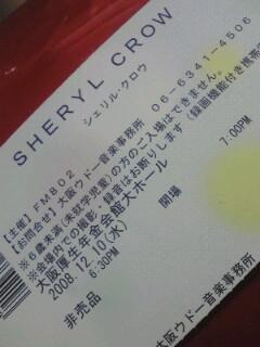 Sheryl Crow 来日公演