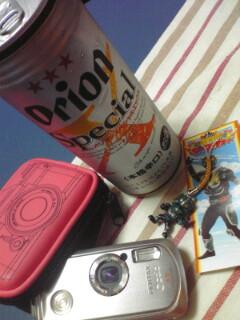 酒とカメラと琉神マブヤー